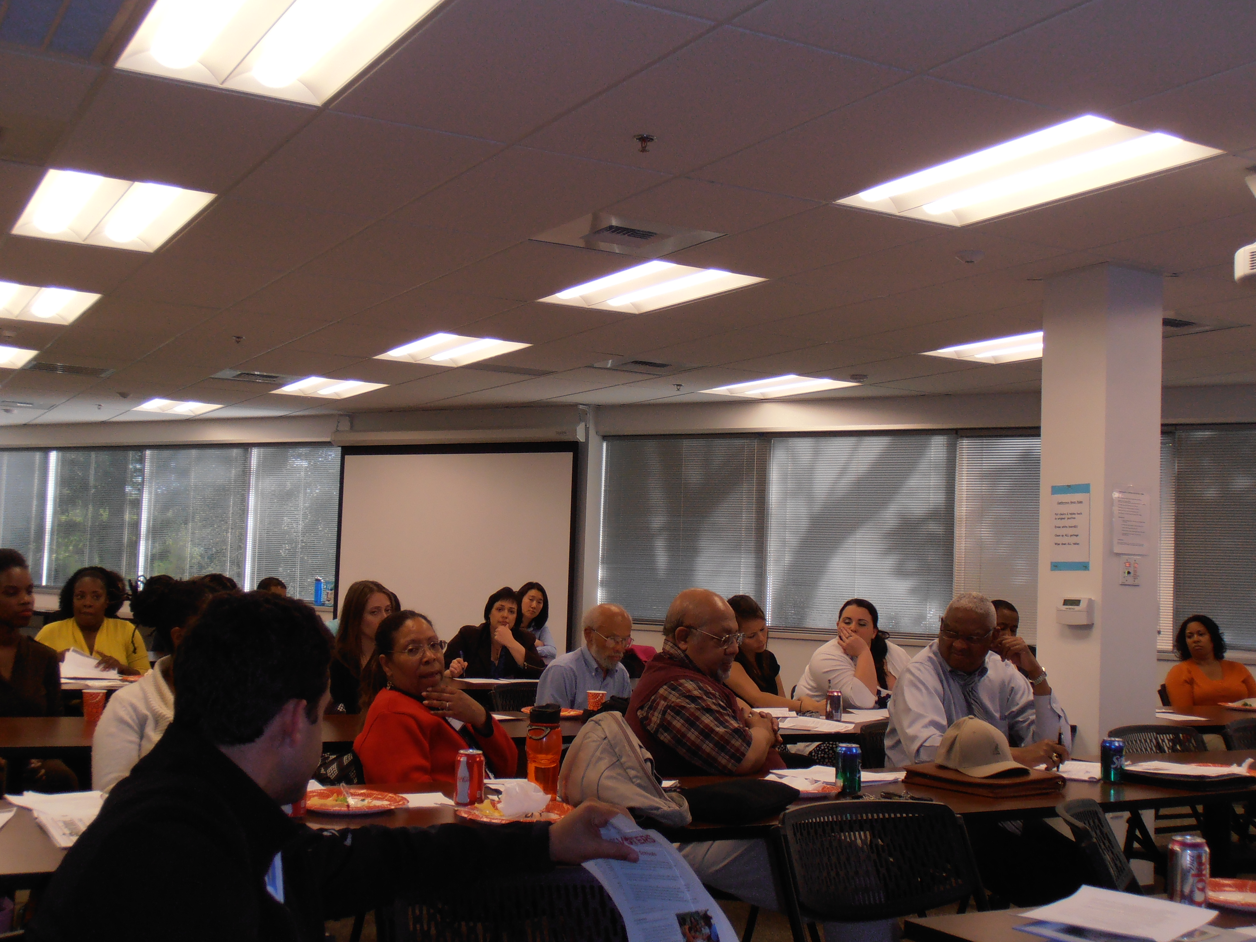Round Table Federal Way Black Roundtable Engages Members On Charters Accelerated Learning