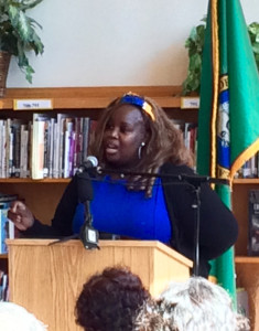 Washington state Middle School Principal of the Year Mia Williams talks about the importance of closing gaps