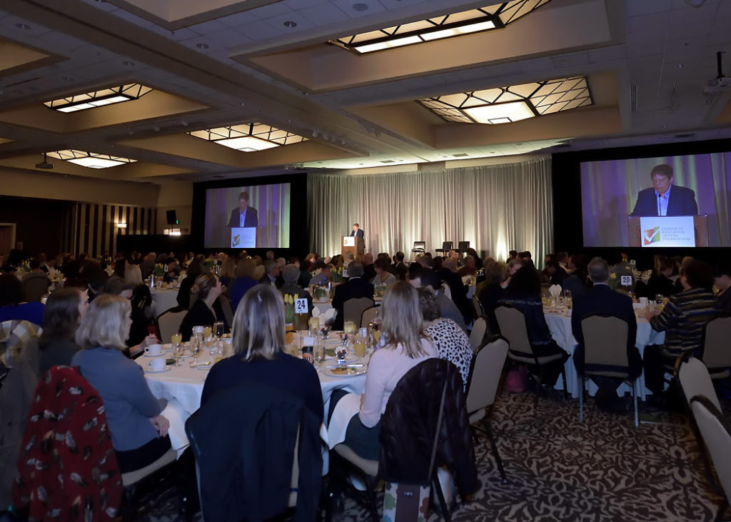 League of Education Voters 2017 Annual Breakfast - CEO Chris Korsmo speaks