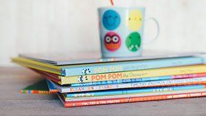Children's Books- Summer Learning Loss