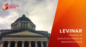 Changes to Education Finance LEVinar - League of Education Voters