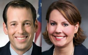 Senator Andy Billig and Senator Ann Rivers - League of Education Voters