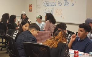 Pasco Student Roundtable - League of Education Voters