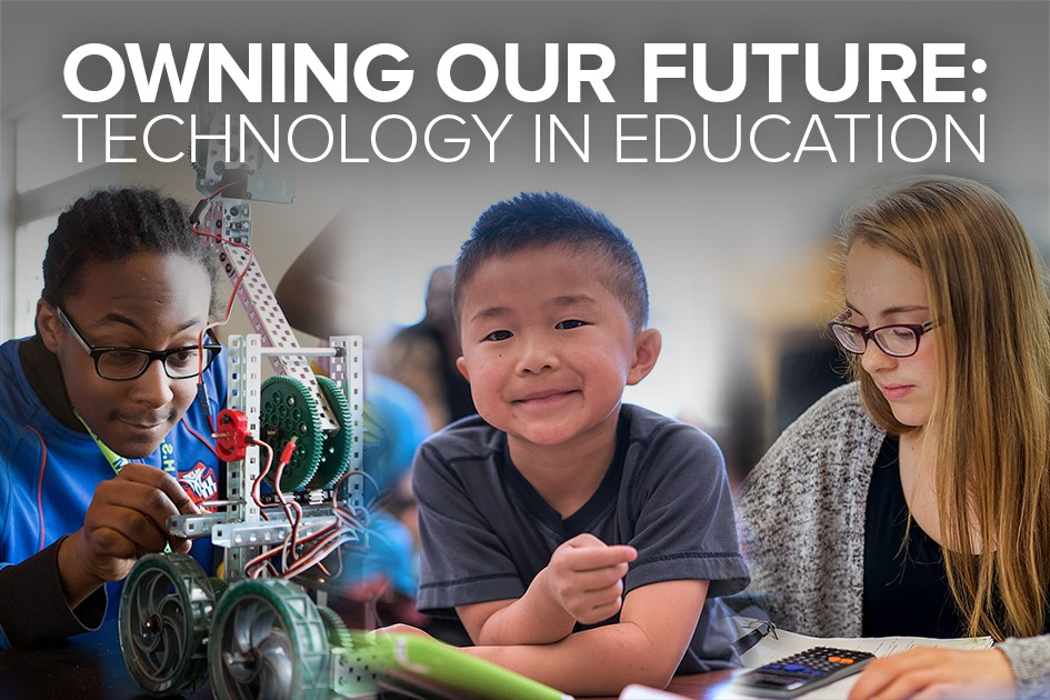 Owning Our Future: Technology in Education Spokane event - League of Education Voters