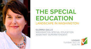 LEVinar: The Special Education Landscape in Washington - League of Education Voters