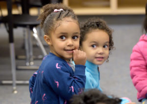 Preschool students - League of Education Voters