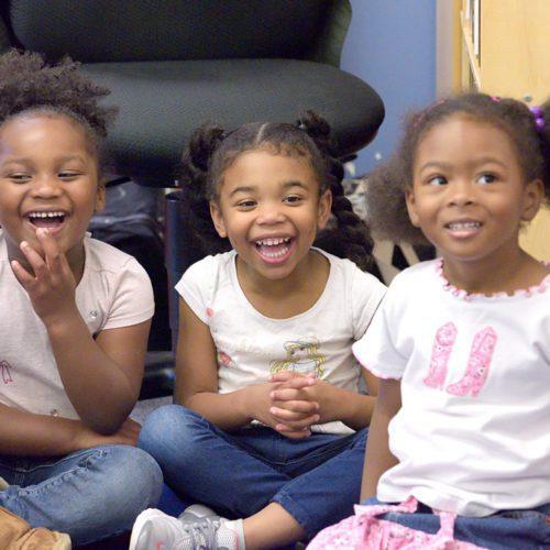 Preschool students - League of Education Voters